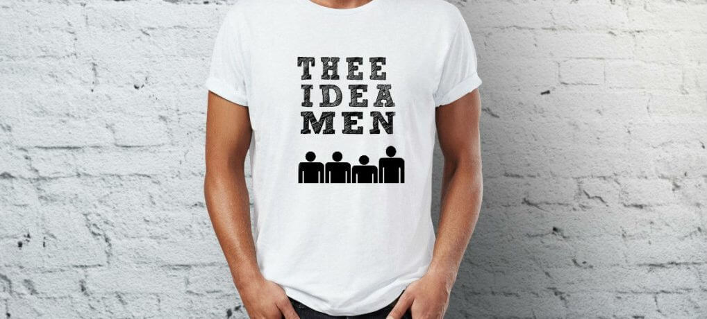 Thee Idea Men: Unique Gifts for Fans