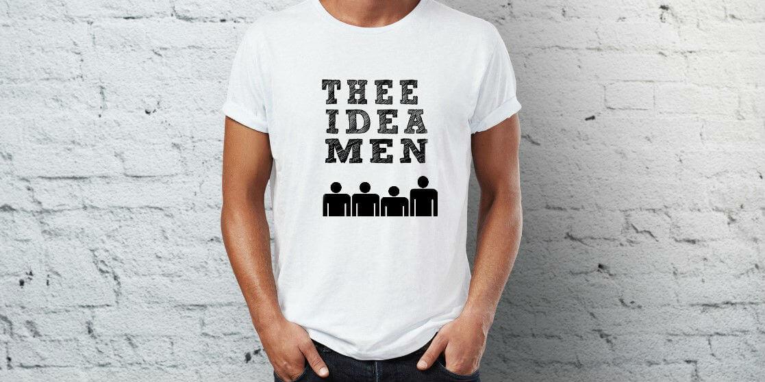d6e80d26c1a5 Thee Idea Men  Unique Gifts for Fans - Thee Idea Men New Single